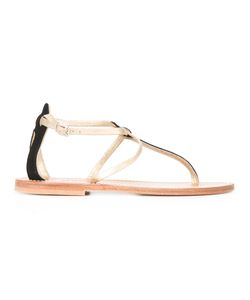 K. Jacques | Buffon Sandals 38 Leather