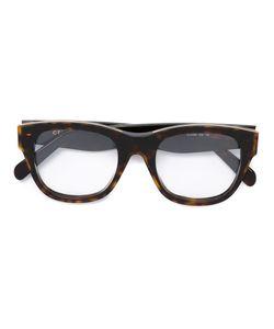 Céline Eyewear | Square Frame Glasses Acetate