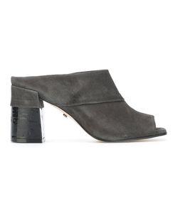 Dorothee Schumacher | Slip-On Sandals 37 Leather/Suede