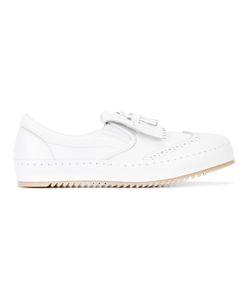 Tricot Comme des Garçons | Comme Des Garçons Tricot Tassel Slip-On Sneakers 22