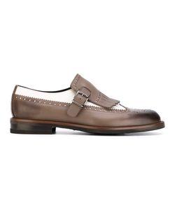 Ermenegildo Zegna | Fringed Monk Shoes