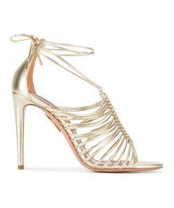 Aquazzura   Nadja Sandals Size 39