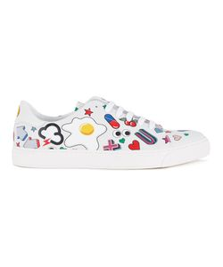 Anya Hindmarch | All Over Stickers Trainers 36 Nappa