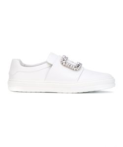 Roger Vivier | Sneaky Viv Buckle Trainers Size 35.5