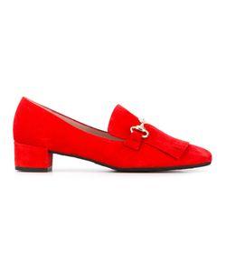Pretty Ballerinas | Slip-On Fringe Loafers