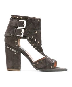 Laurence Dacade | Deric Sandals 37 Suede/Leather