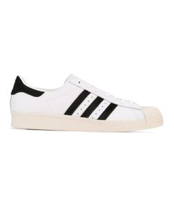 adidas Originals | Superstar 80s Sneakers 10 Leather/Rubber/Calf Hair
