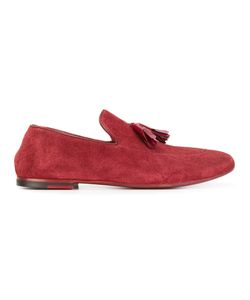 Rocco P. | Tassel Loafers 43 Suede/Leather