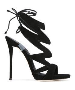 Giuseppe Zanotti Design | Lightening Bolt Sandals Size 36