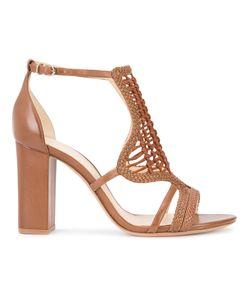 Alexandre Birman | Marinah Sandals 7.5 Leather