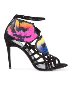 Pierre Hardy | Print Strappy Sandals