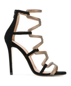 Marc Ellis | Geometric Straps Sandals Size 37