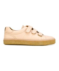 WHF WEBER HODEL FEDER   Brogue Detail Sneakers Men Calf