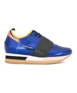 Philippe Model | Pretty Sneakers 40 Patent Leather/Leather/Rubber