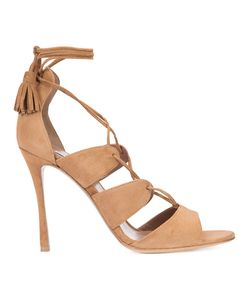 Tabitha Simmons | Lace-Up Sandals 41