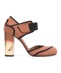 Marni | Туфли Mary-Jane Velcro