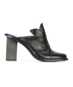 Marques Almeida | Marquesalmeida Closed Toe Mules 39 Leather