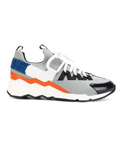 Pierre Hardy | Chunky Lace-Up Sneakers Men