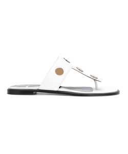 Pierre Hardy | Studded Flat Sandals