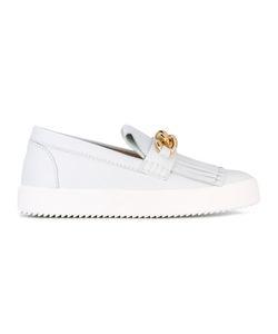 Giuseppe Zanotti Design   Chain Slip-On Sneakers