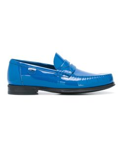 Dolce & Gabbana | Patent Leather Moccassins 42 Calf