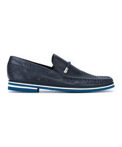Baldinini   Perforated Loafers Size 45