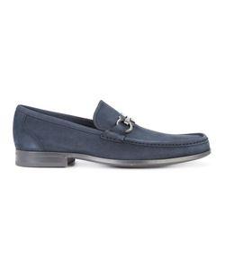 Salvatore Ferragamo   Buckle Loafers 10.5 Leather