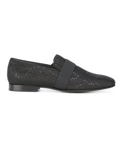 Lanvin   Sequin Loafers 40 Polyester/Sequin/Leather