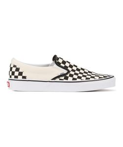 Vans | Checkerboard Slip-On Sneakers 7