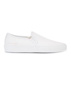 Common Projects | Slip-On Sneakers 46 Canvas/Leather/Rubber