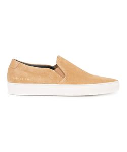 Common Projects | Slip-On Sneakers 41 Suede/Leather/Rubber