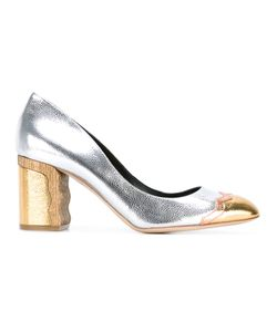 Rupert Sanderson | Bicolour Pumps 40 Leather
