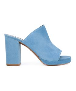 Robert Clergerie   Open-Toe Mules Size 41