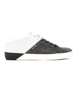 Leather Crown | Colour Block Sneakers Size 43