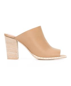 Humanoid | Safara Mules 40 Leather