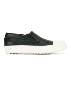 Rick Owens | Boat Sneakers 44 Leather/Rubber