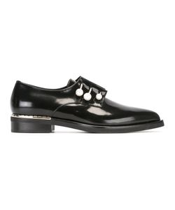 Coliac | Ferny Brogues 38.5 Patent Leather/Rubber/Leather/Glass
