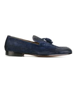 Doucal's | Capri Loafers 42 Leather/Suede
