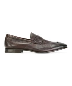 HENDERSON BARACCO | Classic Penny Loafers 41 Calf Leather/Leather
