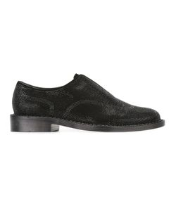 Robert Clergerie | Textu Brogue Loafers 36 Calf Leather/Goat
