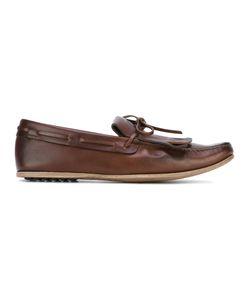 Carshoe | Car Shoe Fringed Loafers Size 5