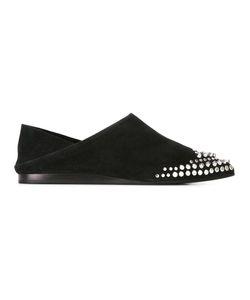 Mcq Alexander Mcqueen | Liberty Fold Studded Slipper 37