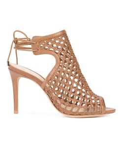 Alexandre Birman | Open-Toe Sandals 36 Leather
