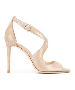 Jimmy Choo | Emily 100 Sandals Size 39