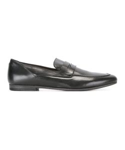 Pantanetti | Classic Penny Loafers 41.5 Calf Leather/Leather
