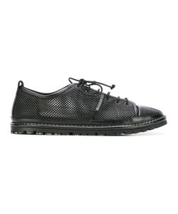 Marsell | Marsèll Perforated Lace-Up Sneakers 44 Leather/Rubber