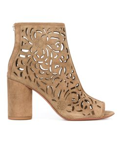 Ash | Fever Cut-Out Detail Boots Size 37