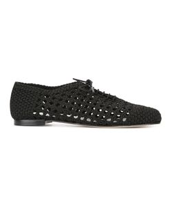 Repetto | Crochet Lace-Up Shoes Size 36