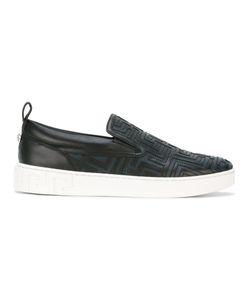 Versace   Greca Maze Sneakers Size 40
