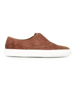 Fratelli Rossetti | Brogue Slip-On Sneakers 5